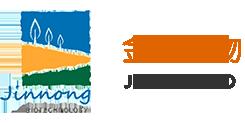 金农生物logo